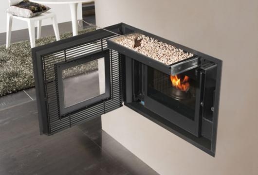 inbouw kacheltypes elite fire d online specialist in verwarmen met pellets. Black Bedroom Furniture Sets. Home Design Ideas